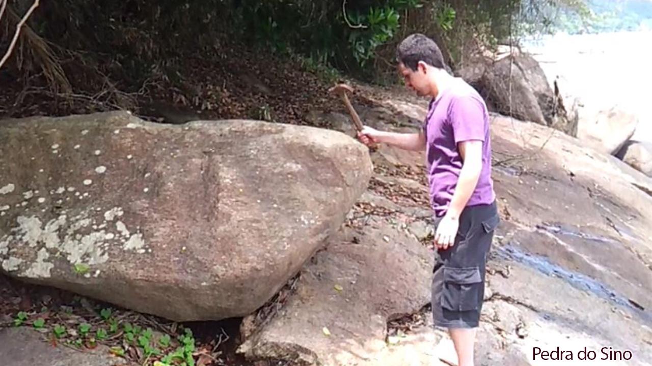 Pedra do Sino - Santa Rita