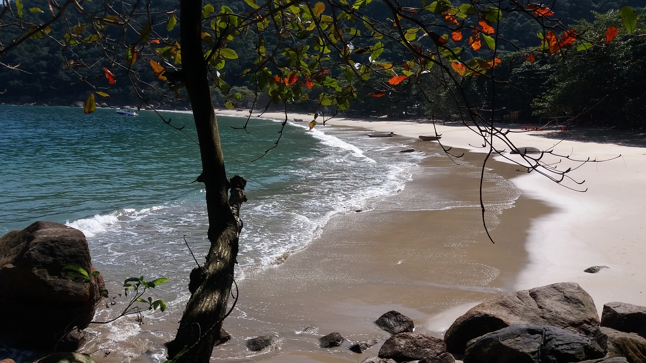 Praia das 7 Fontes