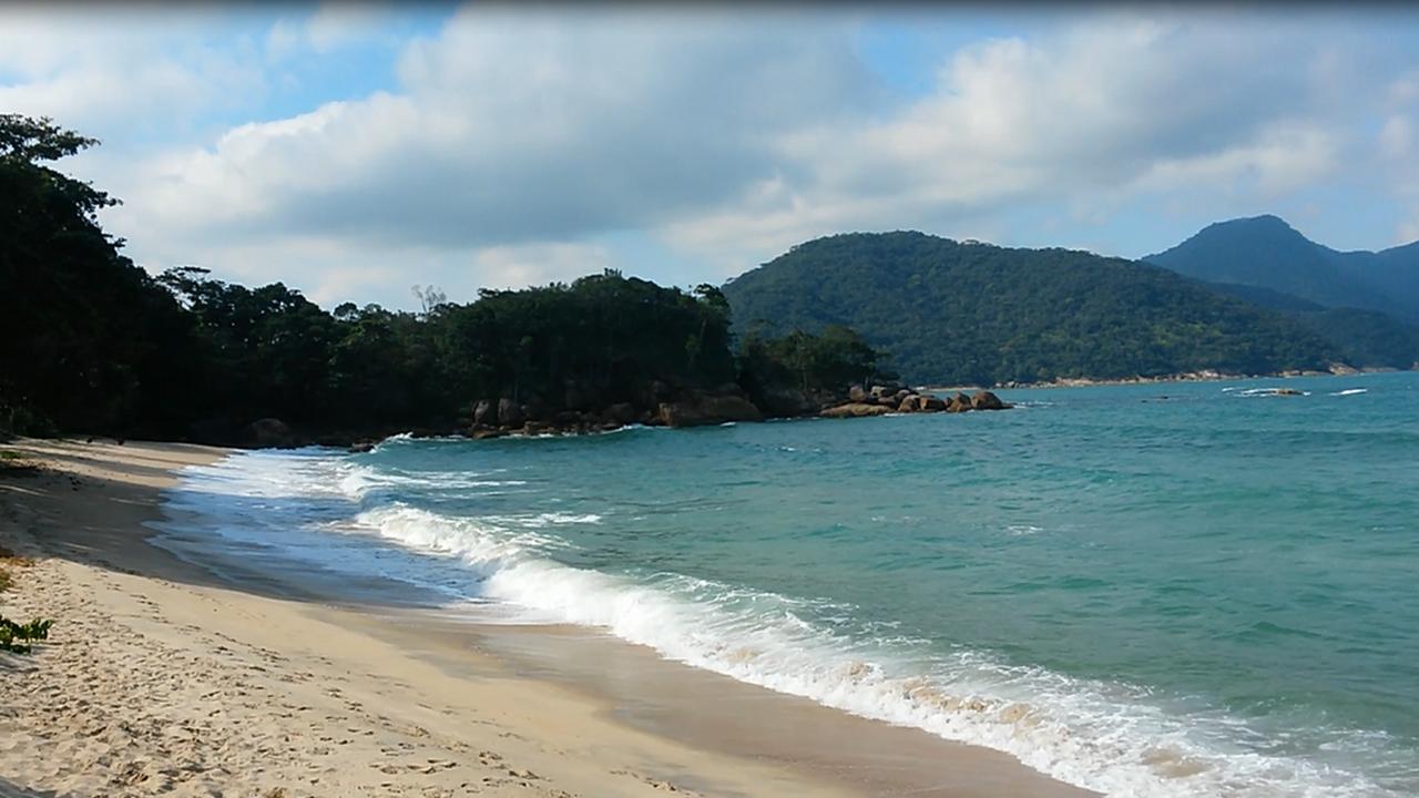 Praia Brava do Sul - Ubatuba