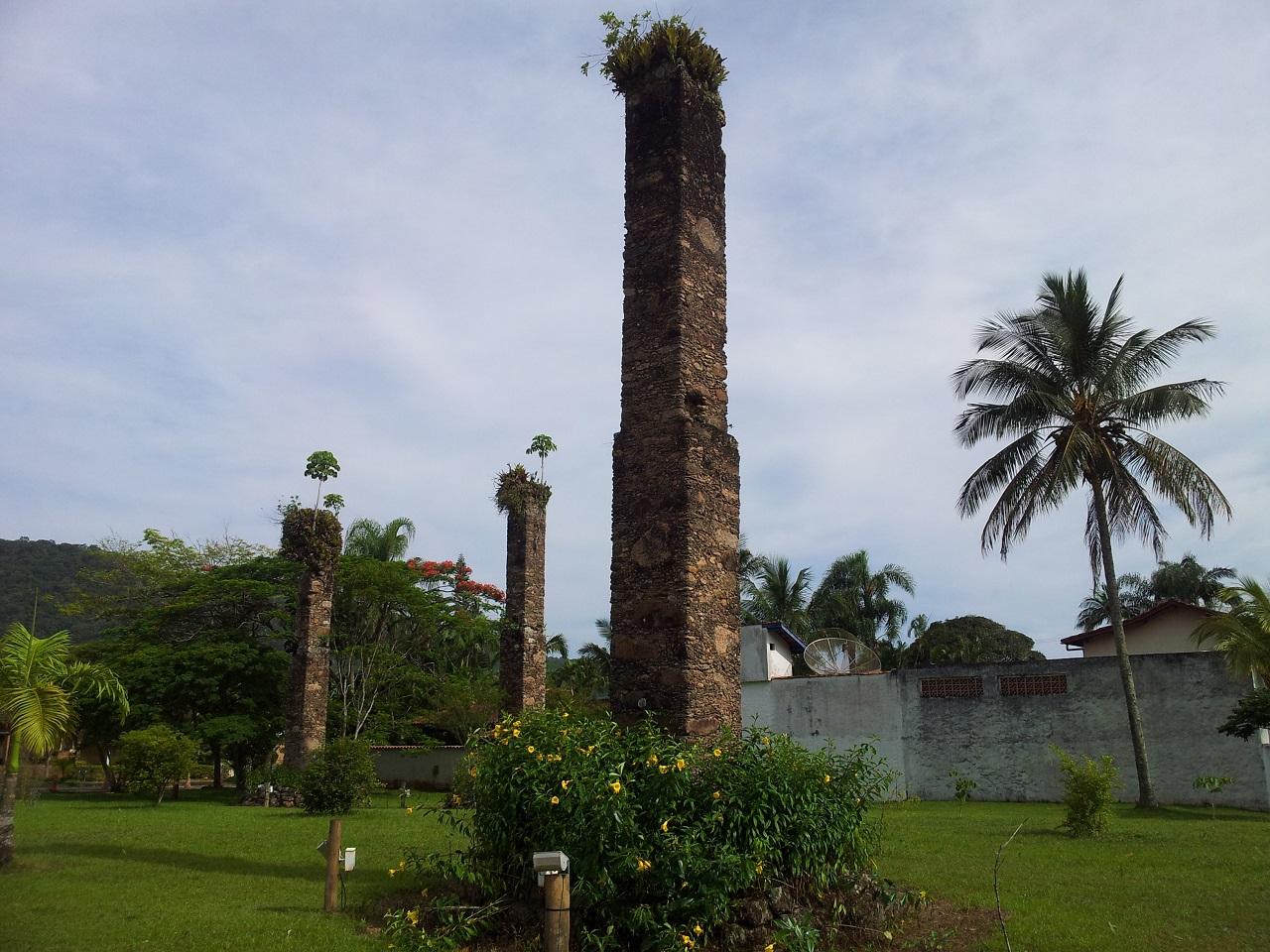 Ruínas da Fábrica de Vidro - Lagoinha