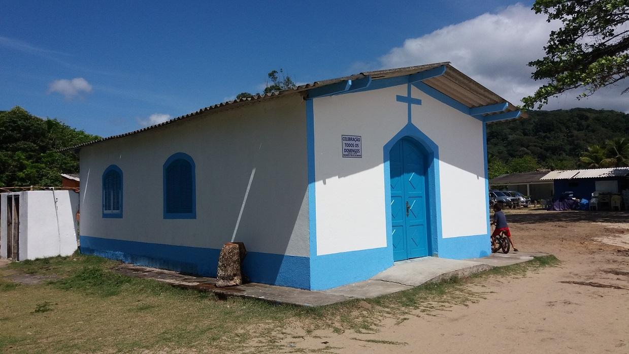 Capela na Caçandoca