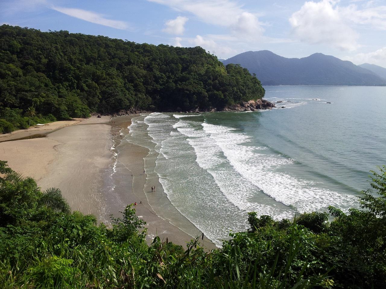 Praia Brava da Fortaleza