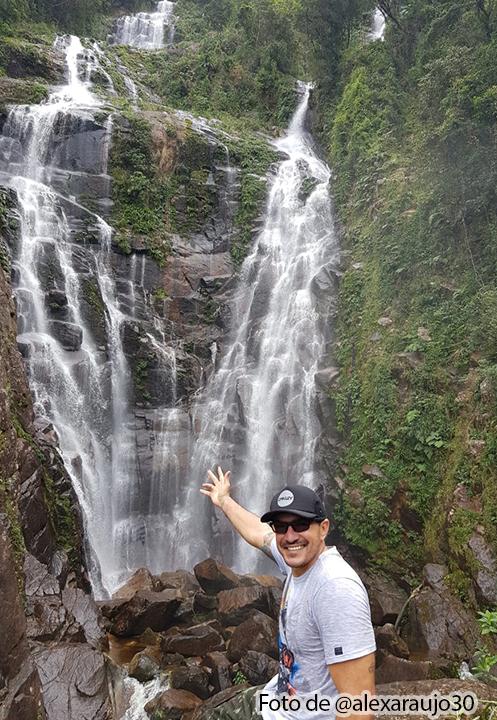 Cachoeira da Agua Branca - seguidor @alexaraujo30