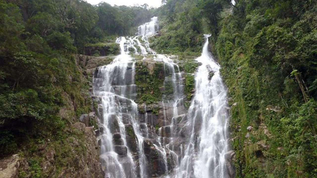 Cachoeira da Água Branca