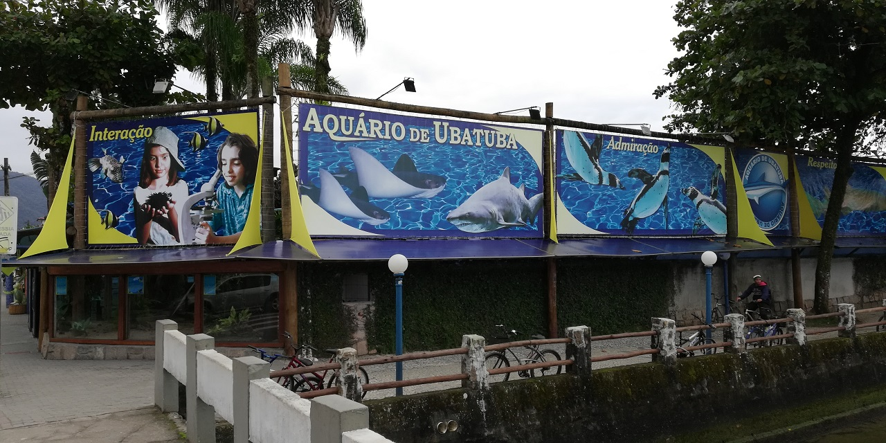 Aquário de Ubatuba