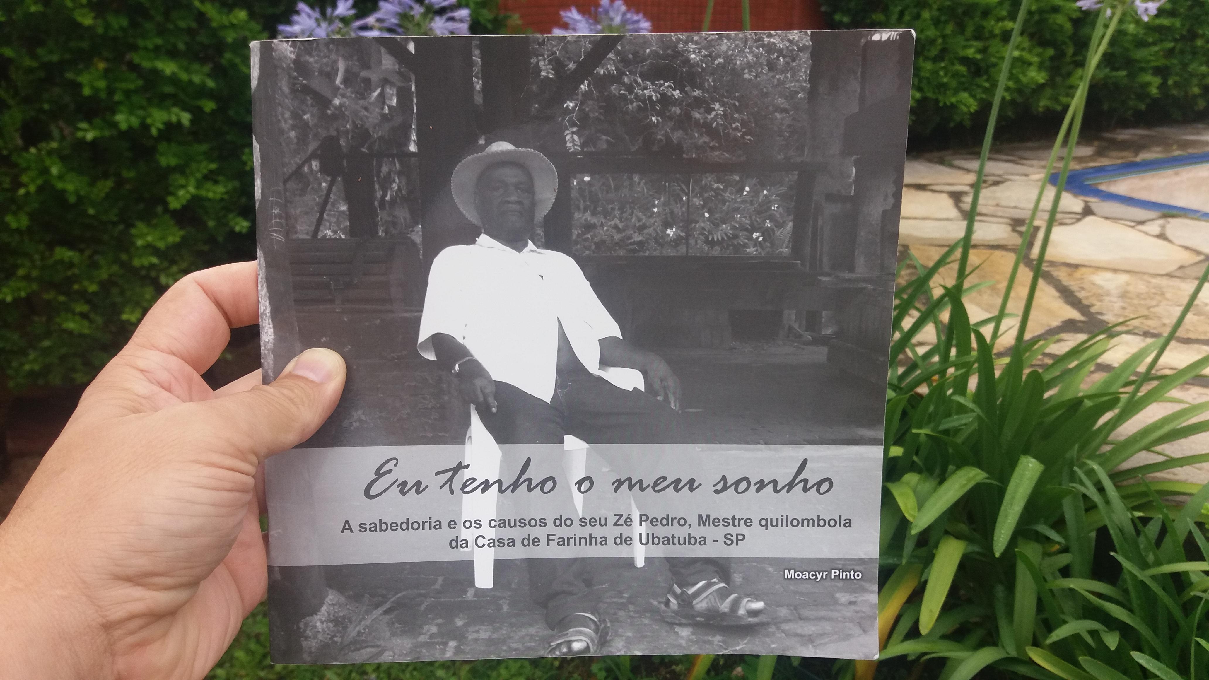 Seu Zé Pedro - Livro