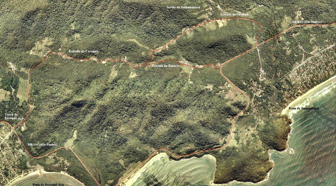 Comunidade Quilombola Sertão do Itamambuca