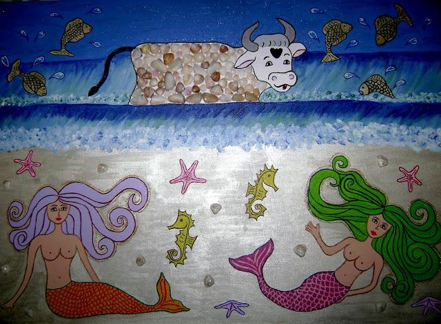 Boi de Conchas
