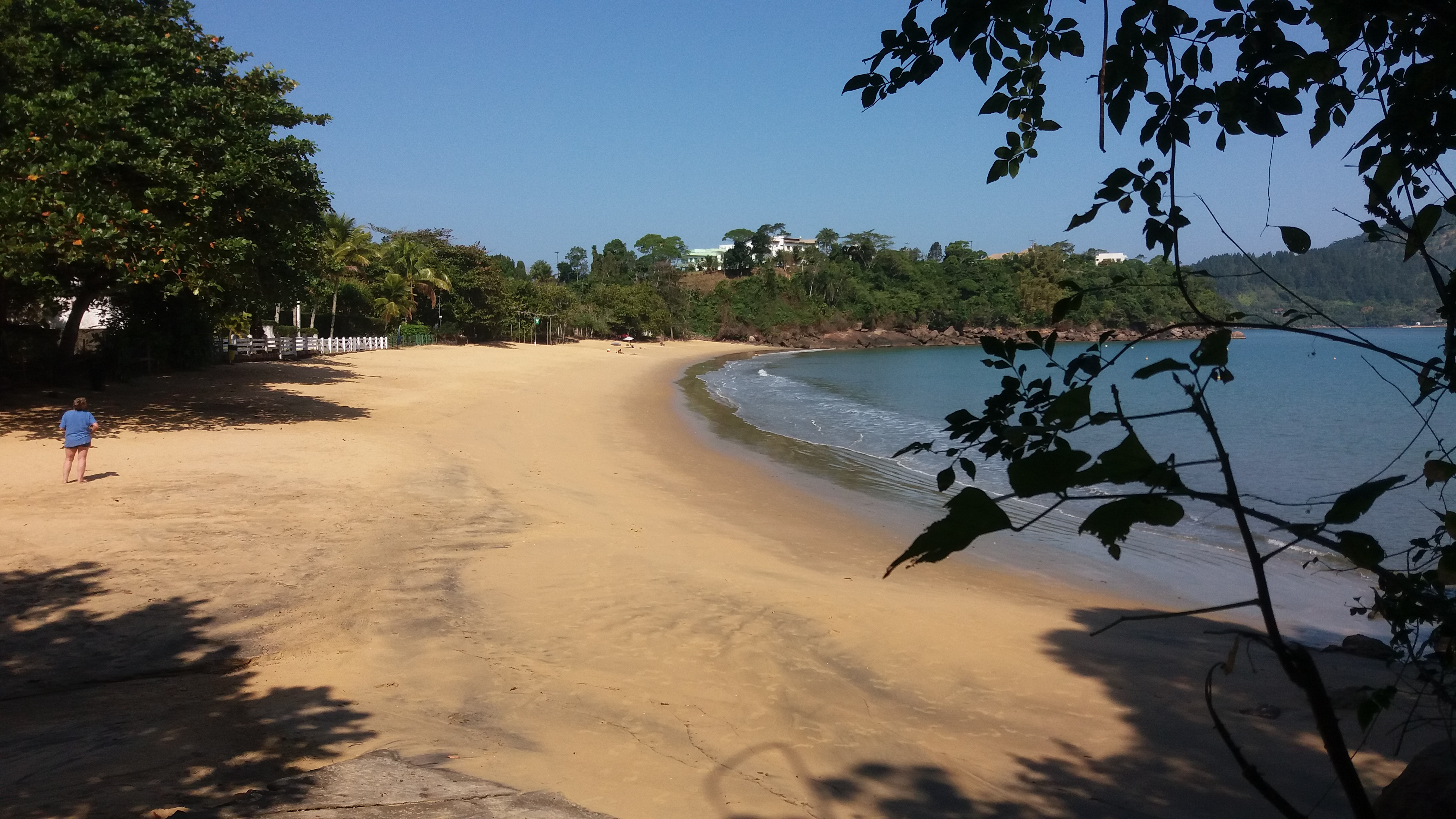 Trilha Praia de Santa Rita até o Perequê Mirim