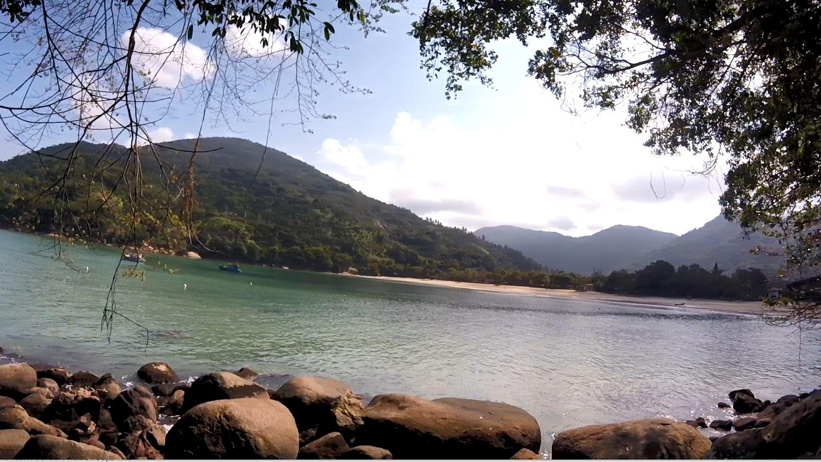 Trilha Praia de Santa Rita - Perequê Mirim