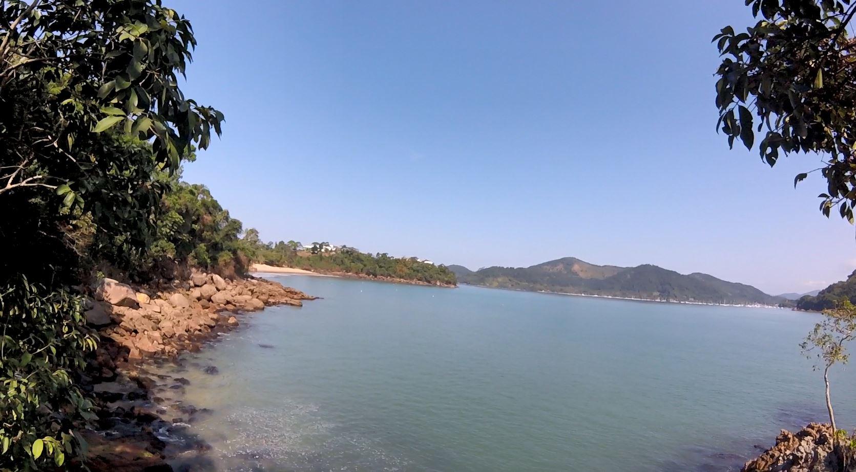 Trilha Praia de Santa Rita - Perequê