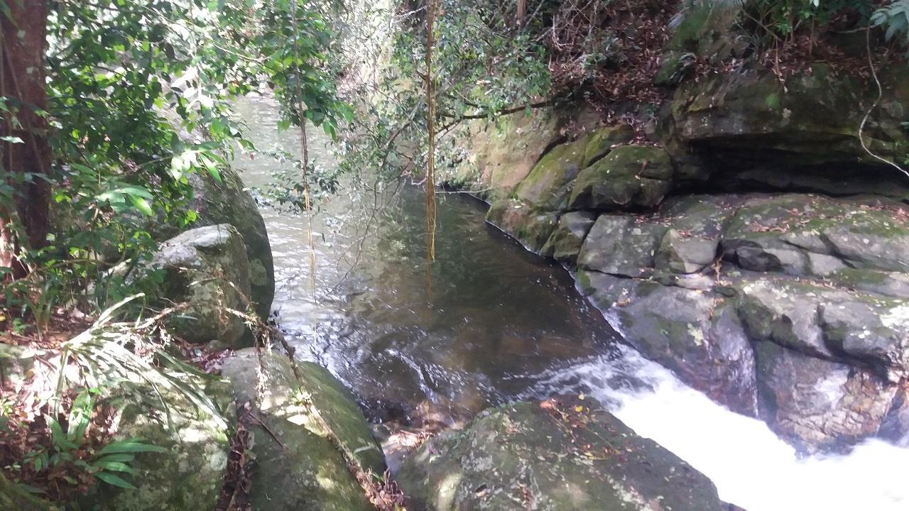 Cachoeira dos 3 Poços - Camburi