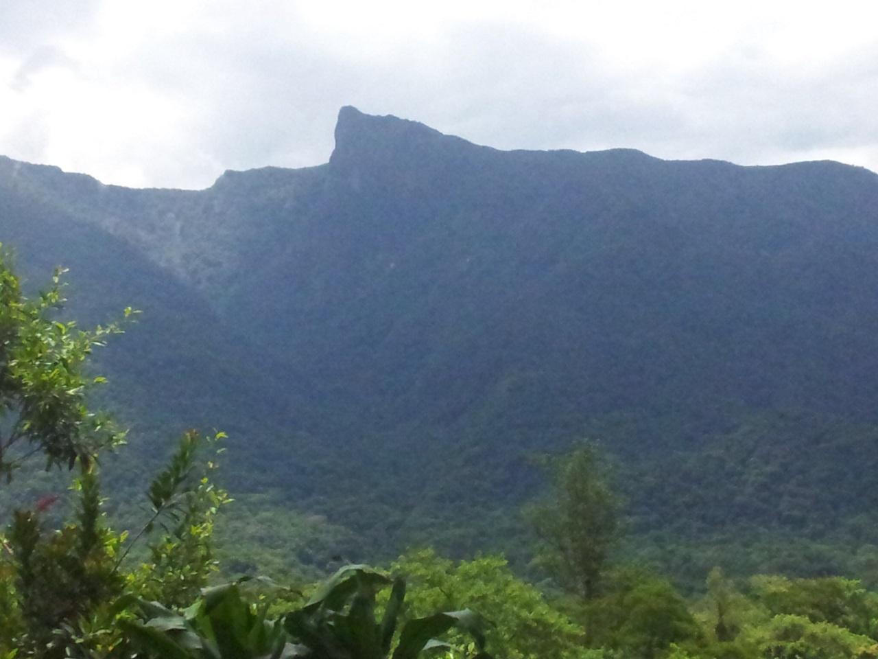 Pico do Corcovado