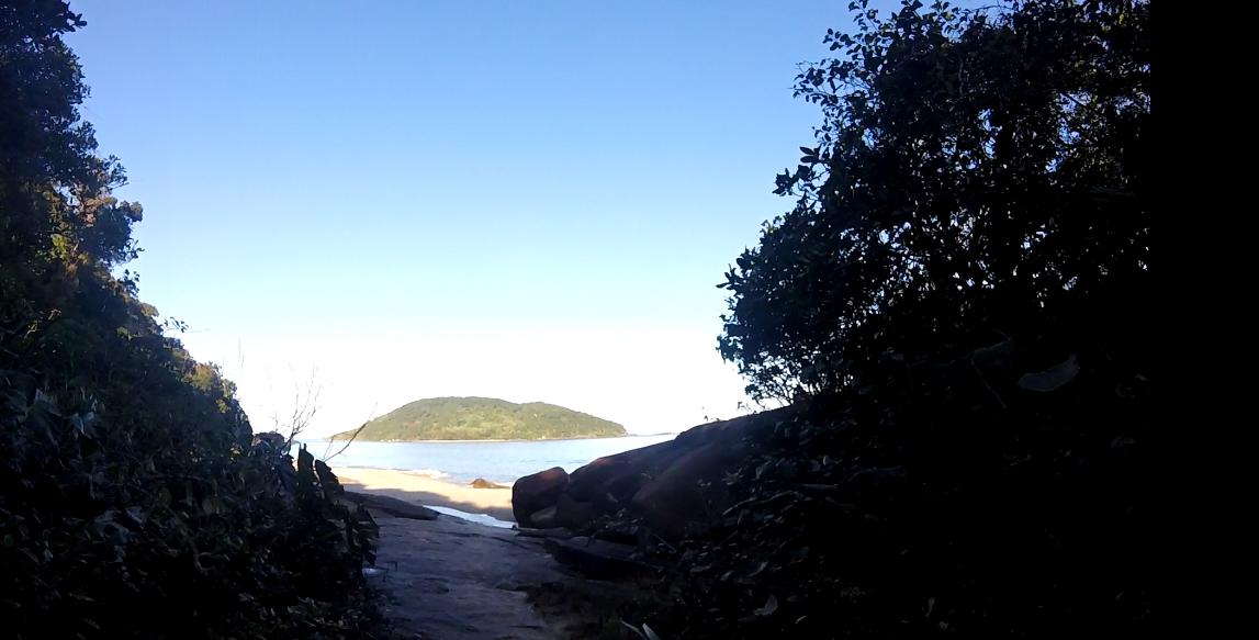 Canto Itaipú - Chegada