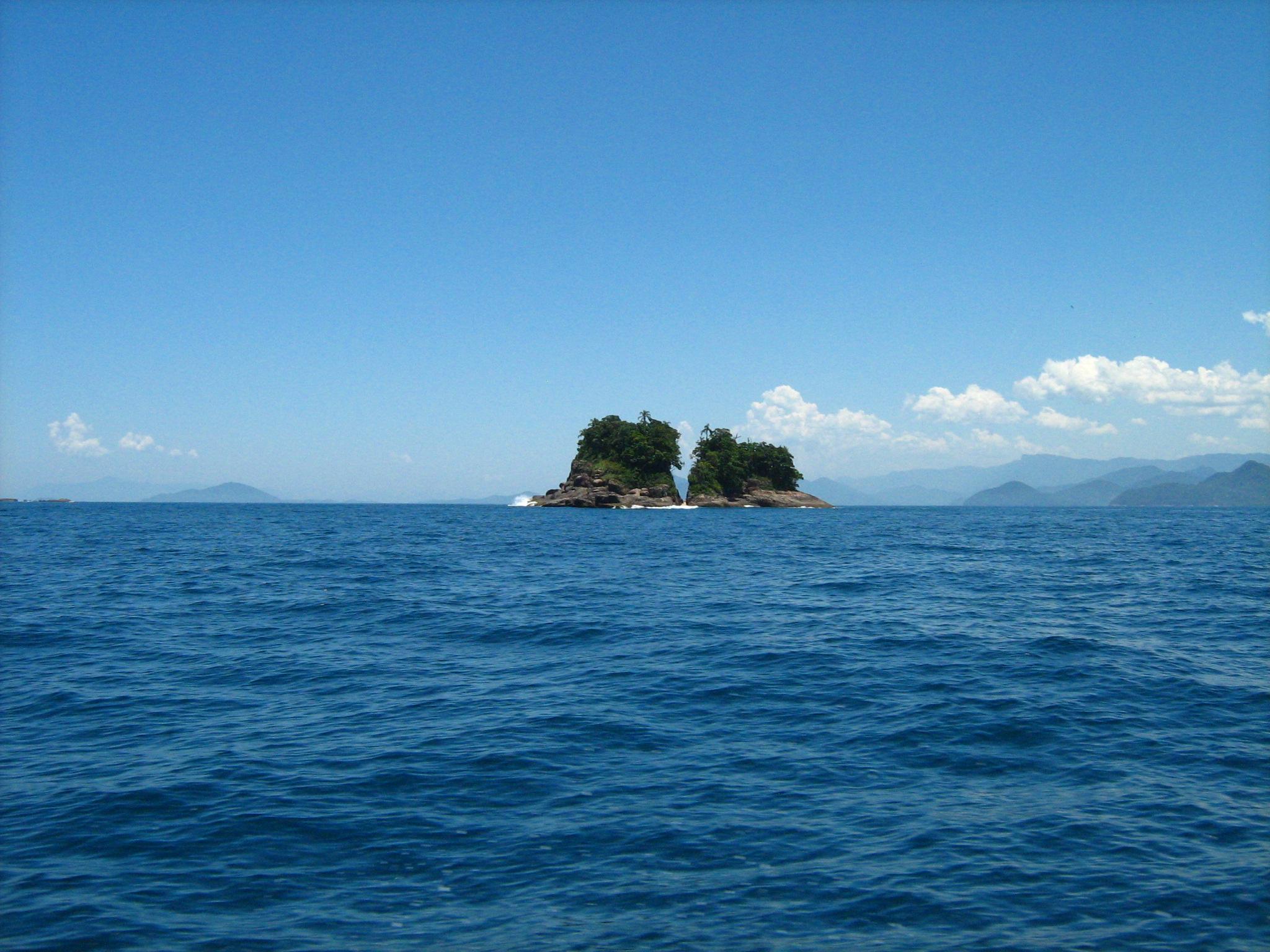 Ilha Rachada