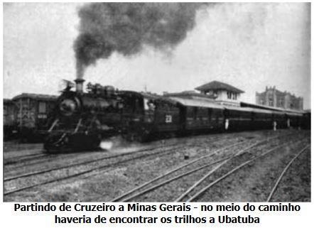 Ferrovia Ubatuba