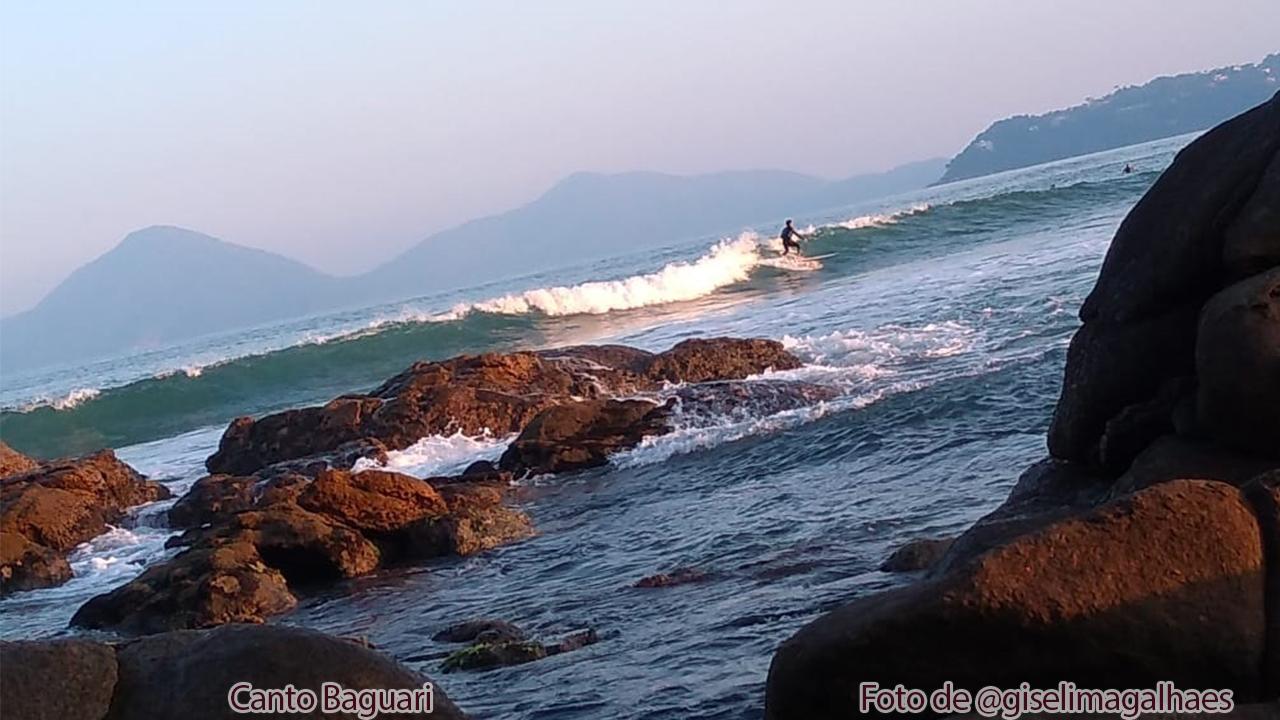 Praia Grande - Canto Baguari