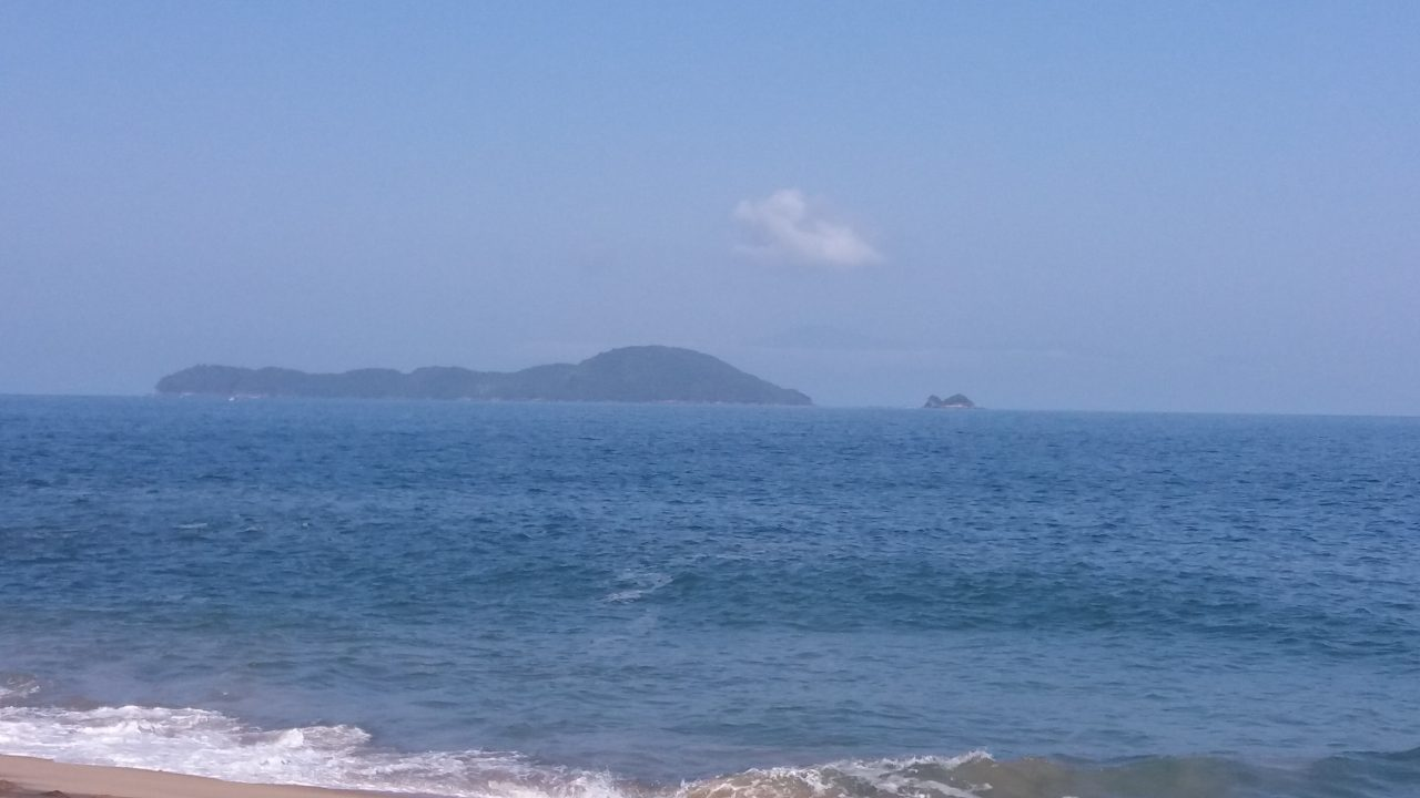 Ilha do Mar Virado