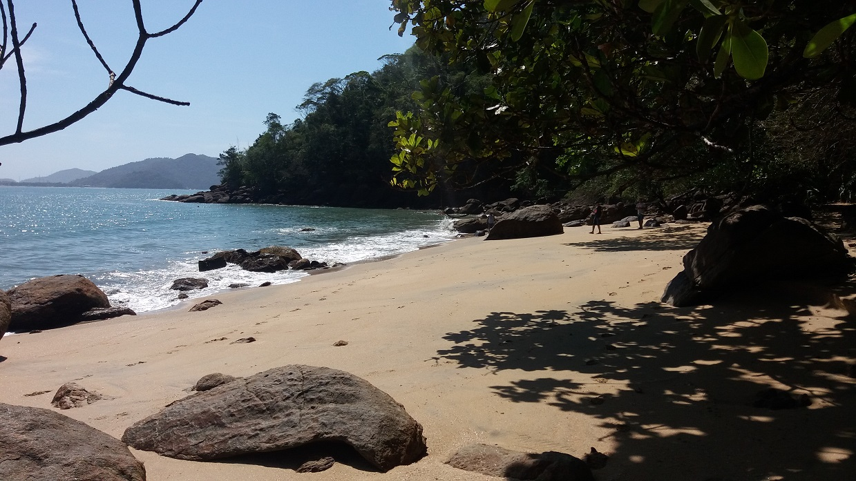 Praia do Mocó ou do Saquinho