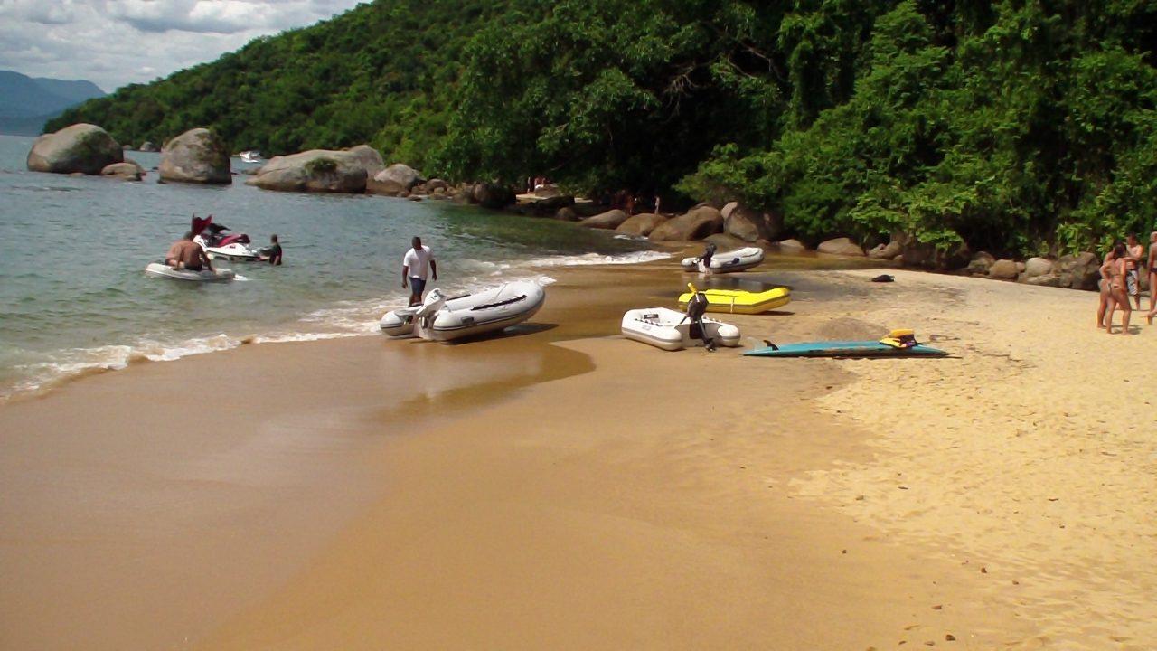 Ilha Anchieta - Praia do Engenho