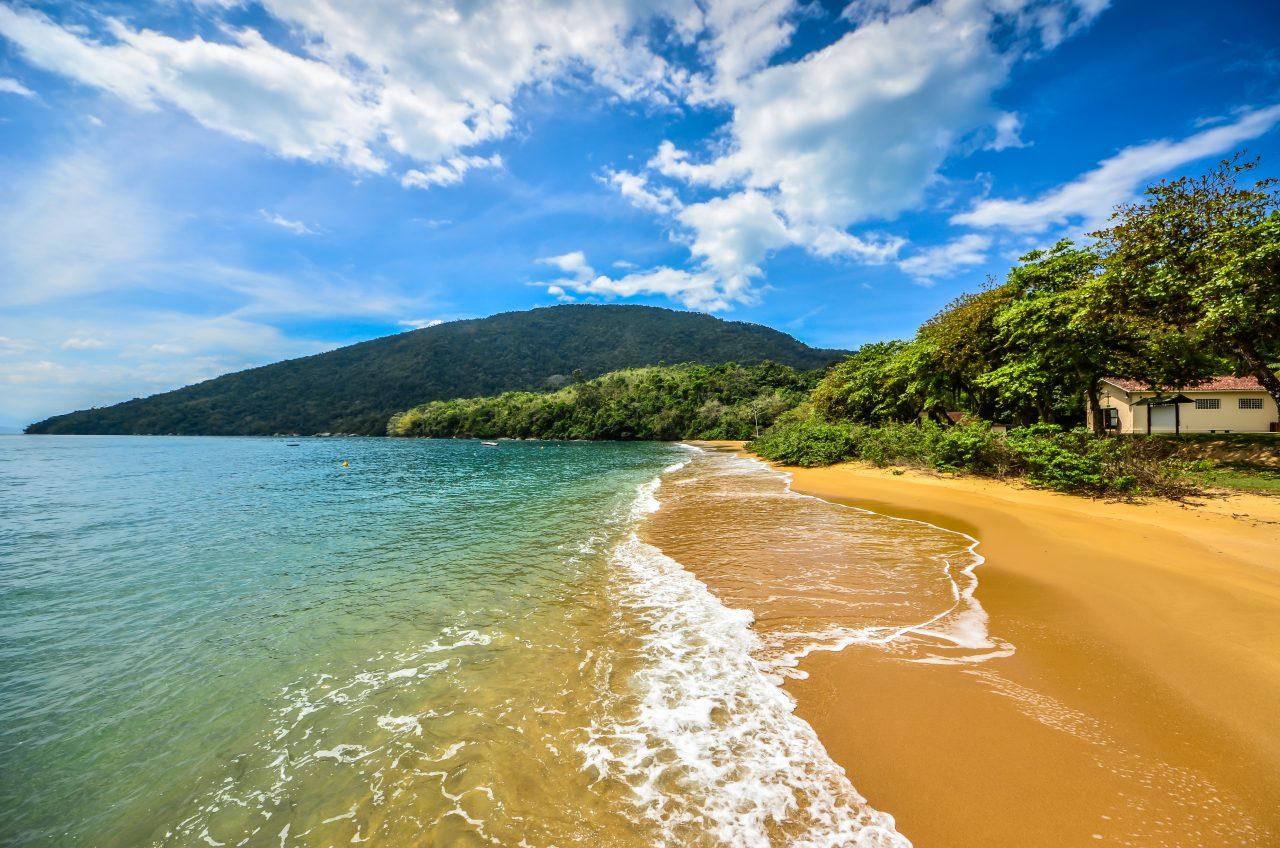Ilha Anchieta - Praia do Presídio