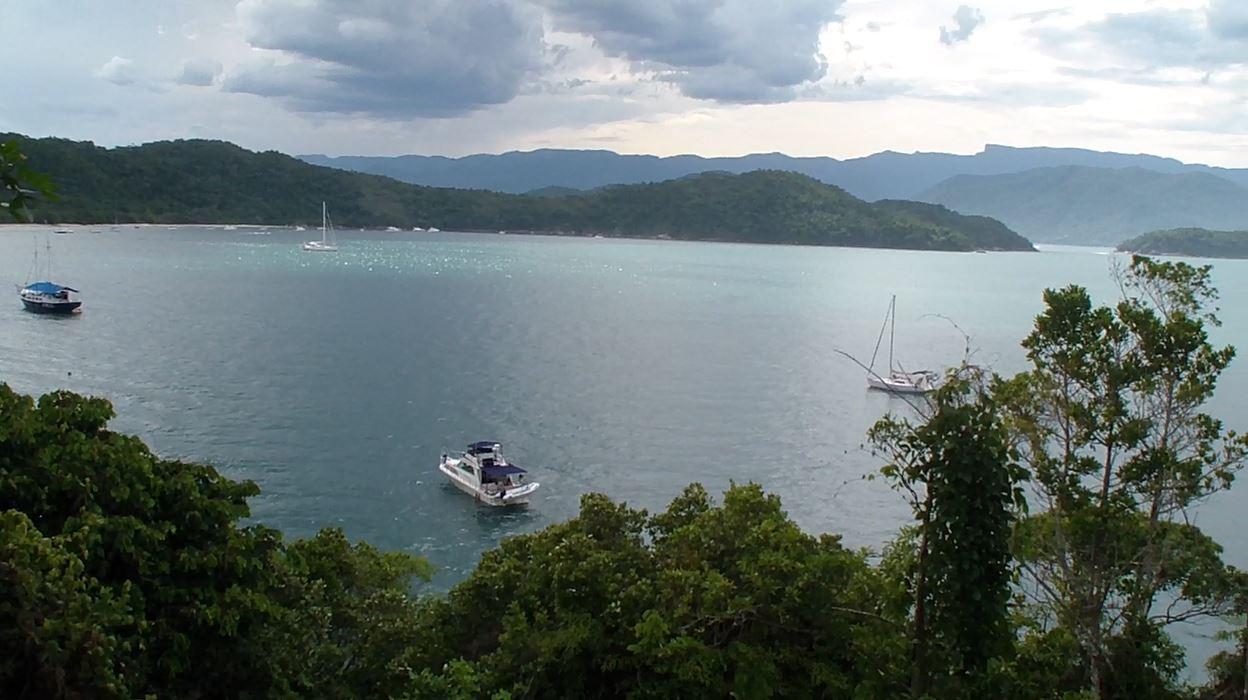 Mirante do Boqueirão Ilha Anchieta