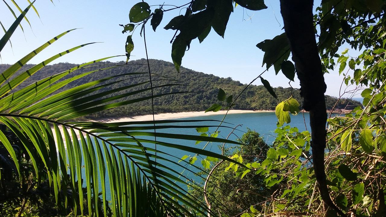 Trilha Praia Mansa - Praia da Lagoa