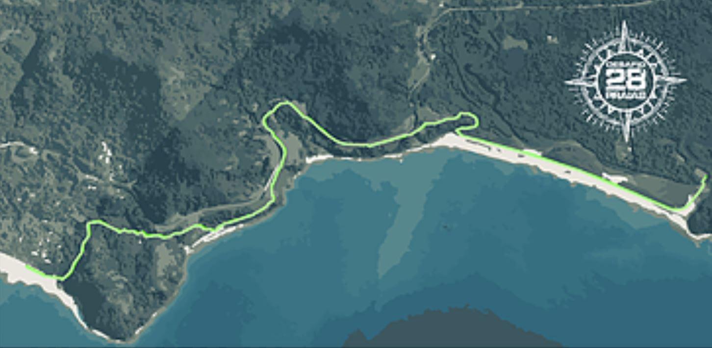 Trecho 2 - Desafio 28 Praias