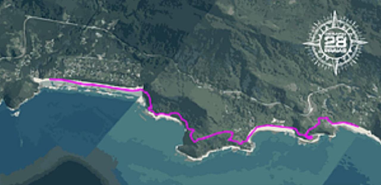 Trecho 3 - Desafio 28 Praias