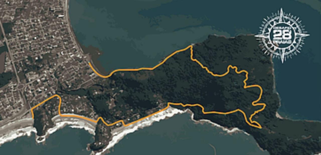 Trecho 5 - Desafio 28 Praias