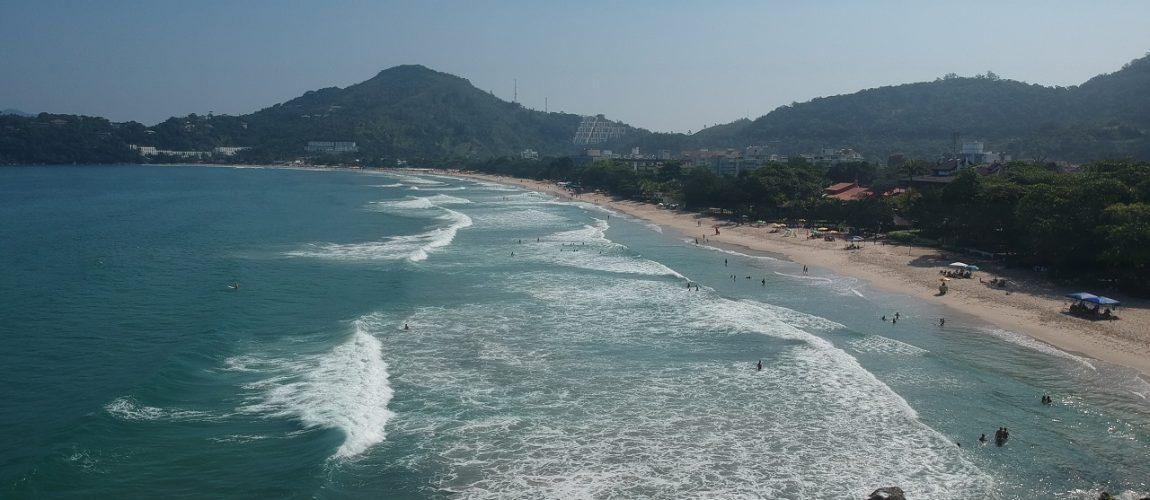Praia das Toninhas