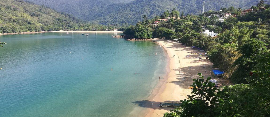 Praia do Perequê Mirim e Praia de Santa Rita