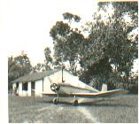 O avião de Jean Pierre
