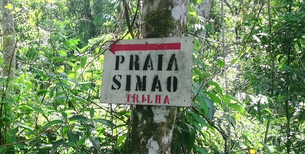 Trilha Praia da Lagoa - Simão