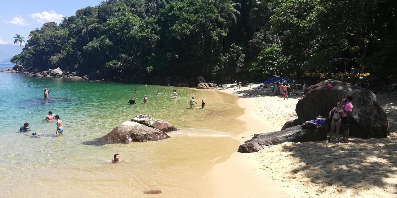 Praia da Terra - Ilha das Couves
