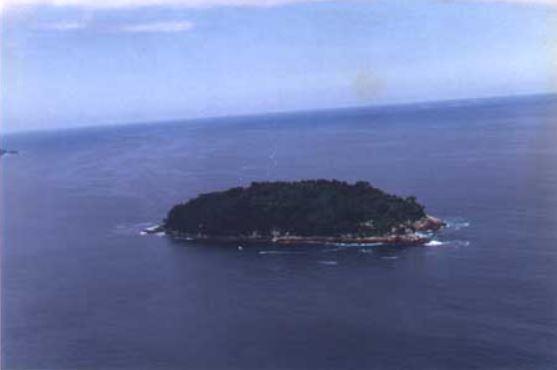 Ilha Rapada
