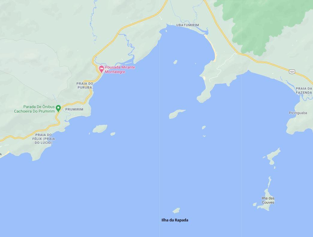 Ilha da Rapada - Google Maps