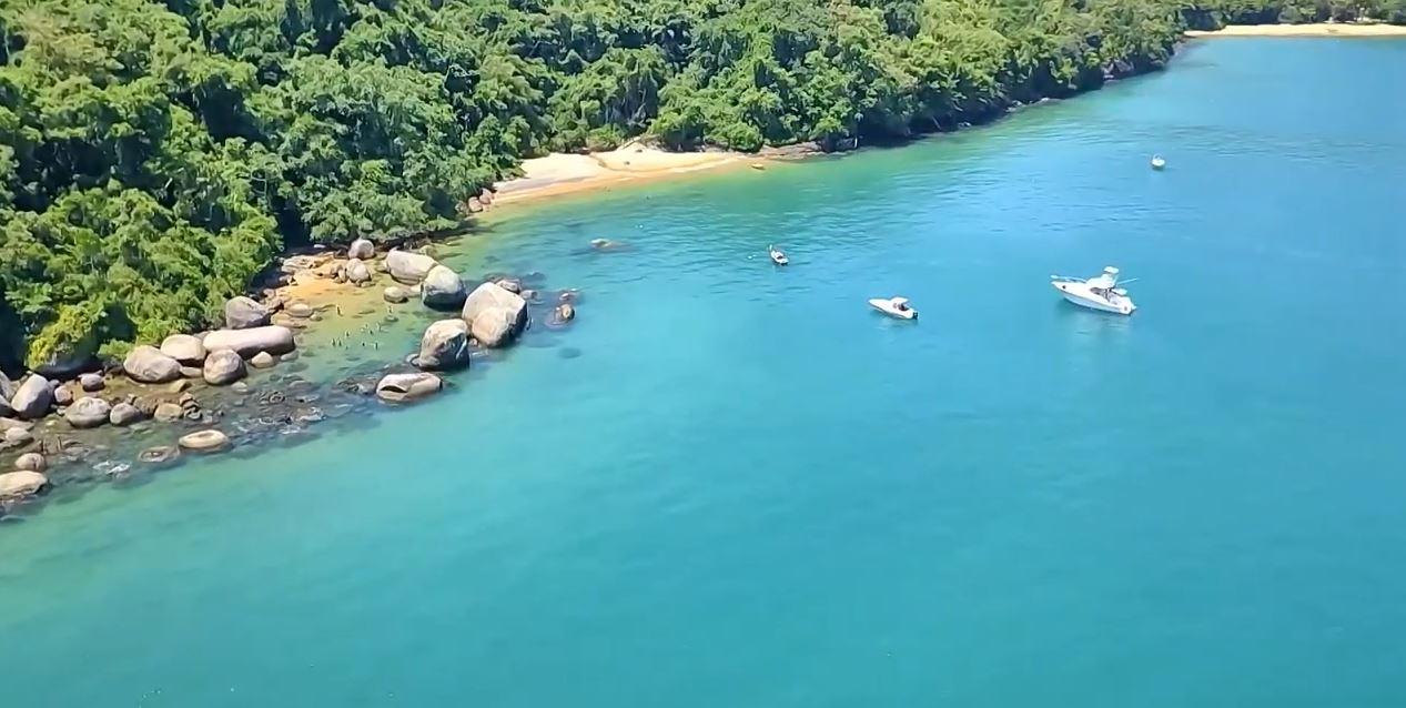 Praia do Engenho - Ilha Anchieta