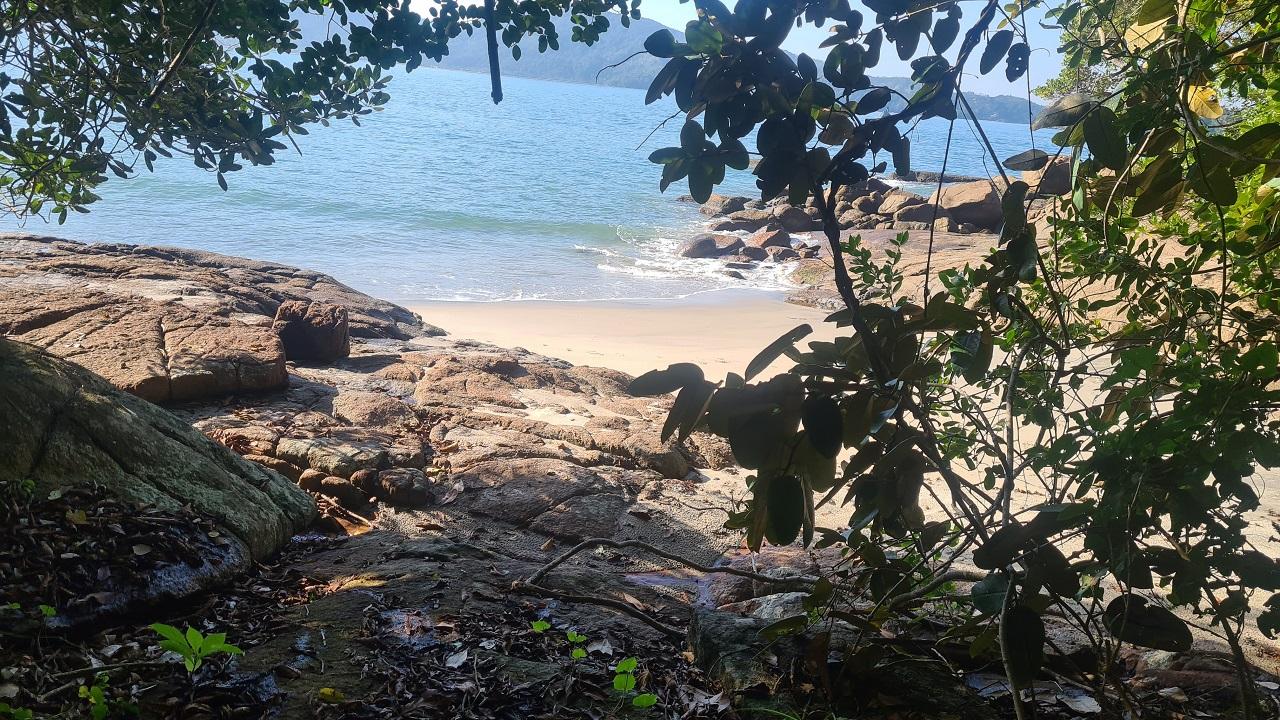Trilha para Praia de Surutuba