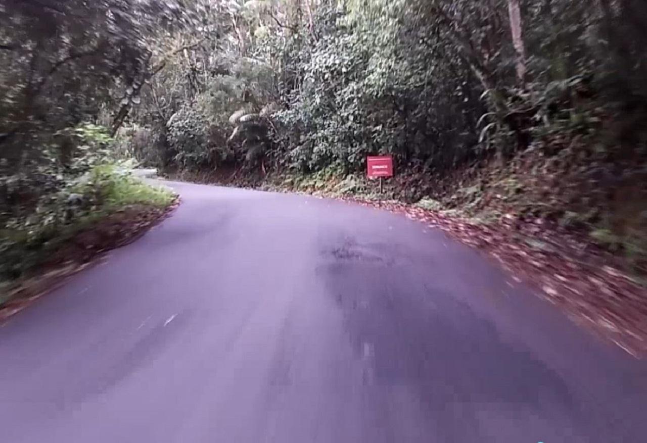 Estrada do Monte Valério